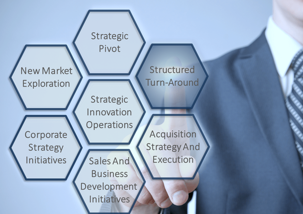 Strategic Transformation Services
